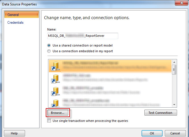Migrating from Native to Integrated Mode SSRS Part 4
